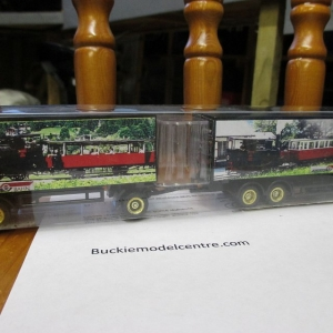 Achensee Bahn Mercedes lorry - WVD special