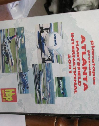Atlanta Hartsfield International - Planetapes DVD