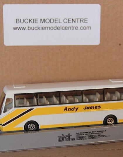 Andy James Bova Futura - EFSI REPAINTED MODEL