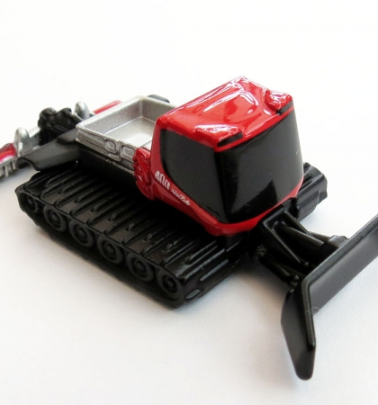 Piste Bully machine - Jagerndorfer JC 80400