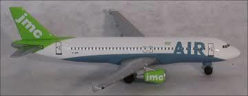 JMC Airbus A320  - 501736