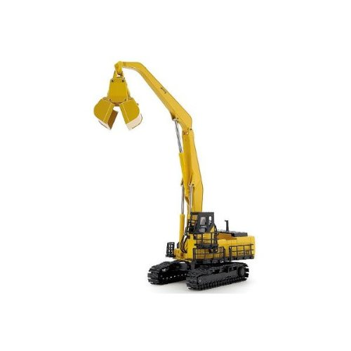 Komatsu PC1100LC-6 Material Handler with bucket - Joal 206 1.50 scale