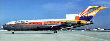 Lanica Boeing 727-100 -526654 1