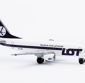 LOT - Polish Airlines Boeing 737-300 - 511926