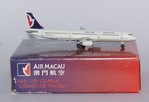 Air Macau Airbua A321-131 CS-MAA Cidade de Macau - Paradise of wings special