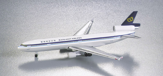 Mandarin Airlines McDonnell Douglas MD-11 - 503464