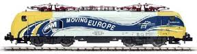 BR189 Locomotion CREAM - Hobbytrain H2907
