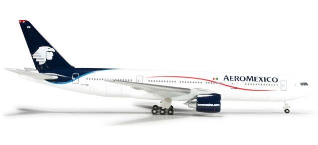 Aeromexico Boeing 777-200 - Herpa 524483
