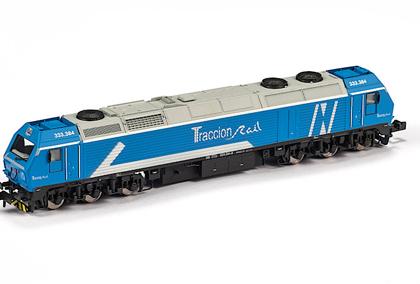 Azvi Traction Rail -Diesel locomotive 333.3 (Digital) - MF Train N13342D
