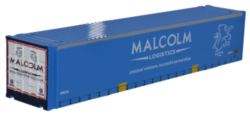 WH Malcolm 45' Container - Oxford Diecast 76CONT003