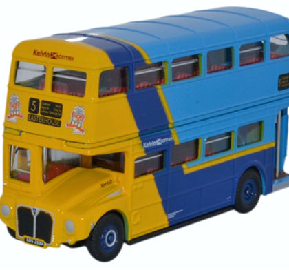 Kelvin Scottish Routemaster 1.76 scale - oxford die cast 76RM113
