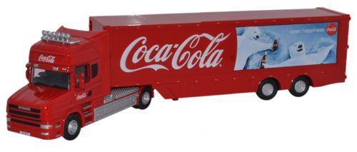 Coca Cola Truck - Lledo 76TCAB005CC