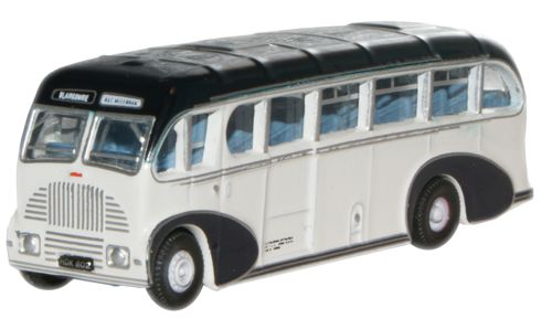 A & C McLennan Burlingham Sunsaloon – Oxford Diecast NBS005 1