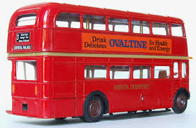 London Transport Routemaster Ovaltine - EFE 15602