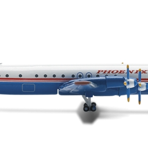 Phoenix Aviation Ilyushin IL-18 - Herpa 514910