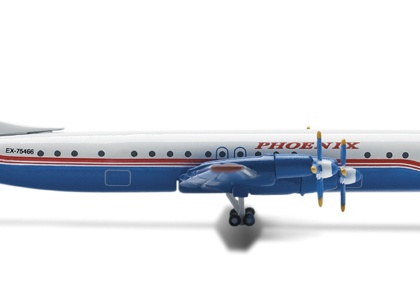 Phoenix Aviation Ilyushin IL-18 - Herpa 514910