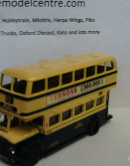 West Midlands PTE Guy Arab Fleet No 3058 - Forward Models NGW-10