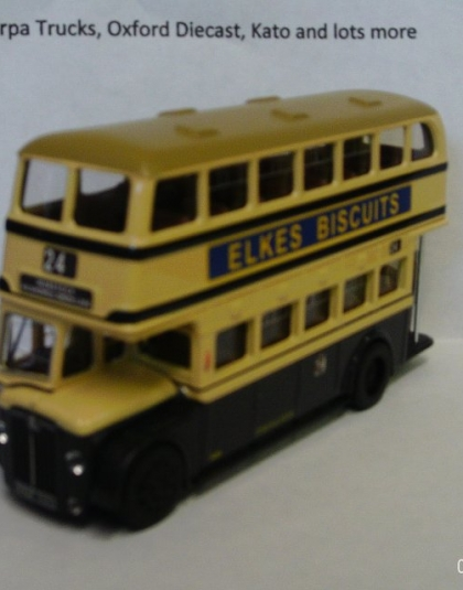 Birmingham City Transport Daimler Fleet No 3225 - Forward Models NDB-06