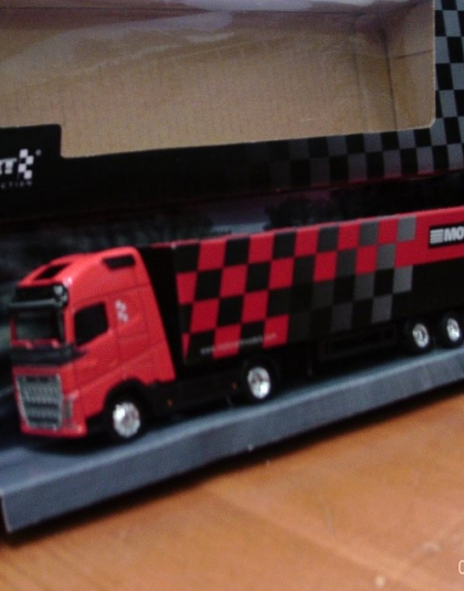 Volvo MOTORMART lorry - Motormart Nuremburg 2015 model