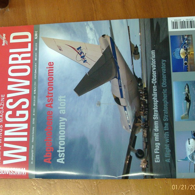 Wings World Magazine Issue 2 April 2016 1