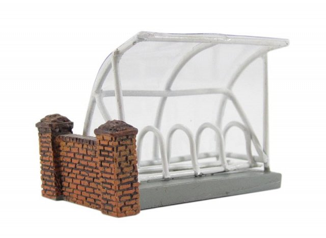 Cycle Cabinet - Hornby Scaledale R9673 OO scale