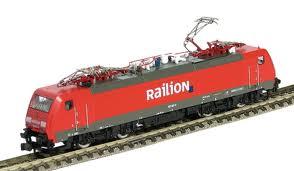 RAILION BR189  - Hobbytrain H2901