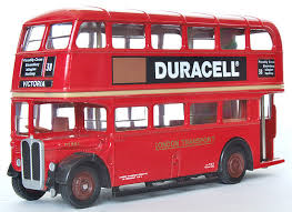 London Transport RT   DURACELL - EFE