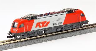 RTS Taurus Electric Locomotive V - Hobbytrain H2713
