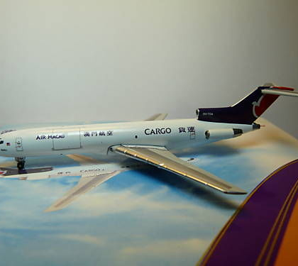 AIR MACAU CARGO Boeing 727-200 - Speedie Air SAAM004