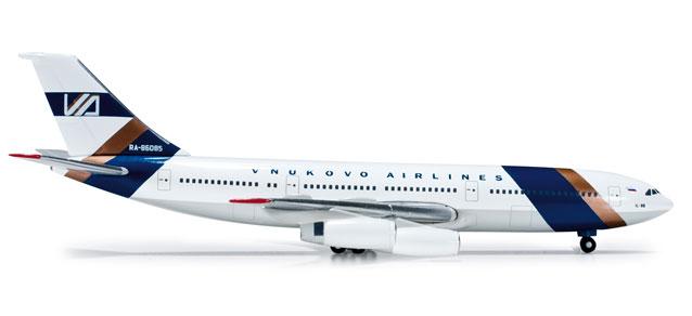 Vnukovo Airlines Ilyushin IL-86 - 51887