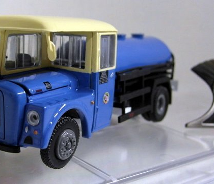 Hong Kong China Motor Bus Guy Water Tank bus lorry die cast model  - Best Choose 02021
