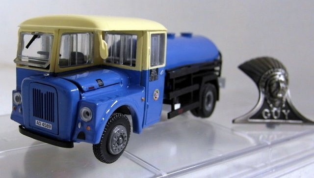 Hong Kong China Motor Bus Guy Water Tank bus lorry die cast model  – Best Choose 02021 1