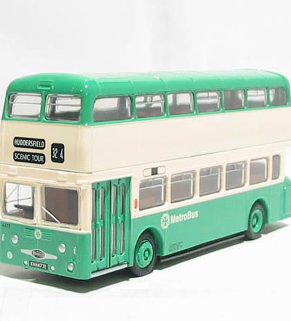 West Yorkshire Metrobus Daimler Fleetline - EFE 18008