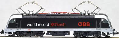 OBB World Record Taurus Electric – Hobbytrain  H2711 1